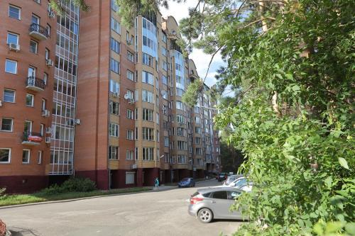 Уютная квартира у леса, Berezovskiy rayon