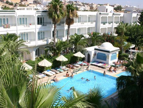 Emira Hotel, Hammamet