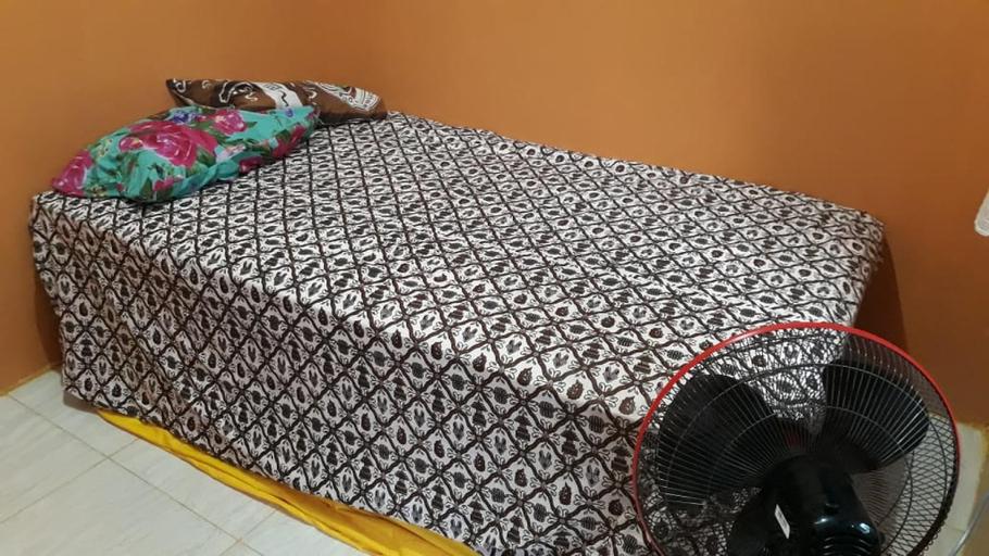 Cheap & Simpe Room @ Omah Sumur, Yogyakarta