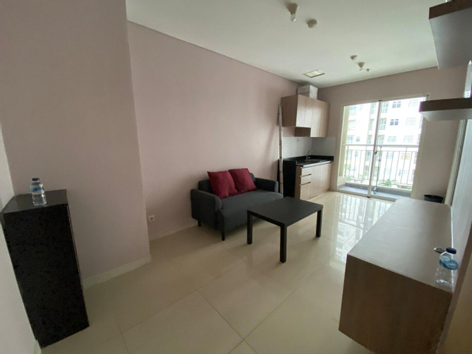 Two Bedroom Apartment next to Central Park Malls, West Jakarta