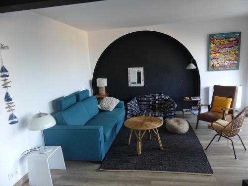T2 avec terrasse et jardin vue mer a Anglet, Pyrénées-Atlantiques