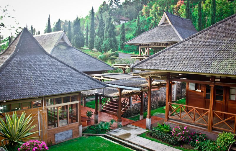 Patuha Tjiwideij Resort, Bandung