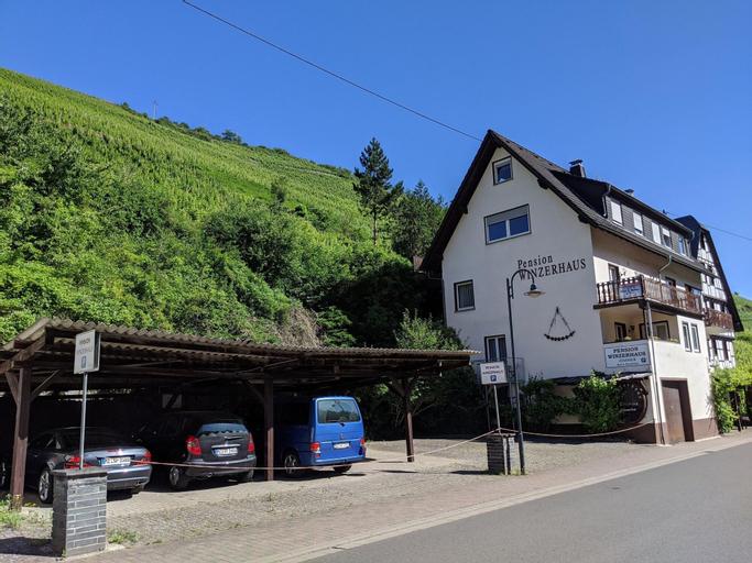 Hotel Pension Winzerhaus, Mainz-Bingen