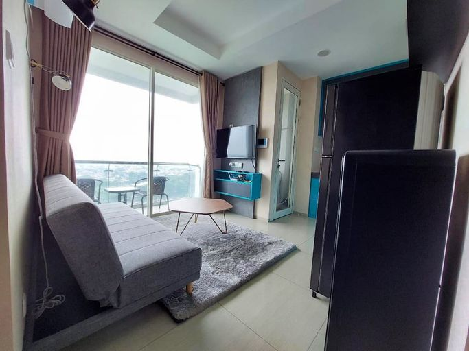 1BR Apartment at Citralake Suites with Lake View, West Jakarta