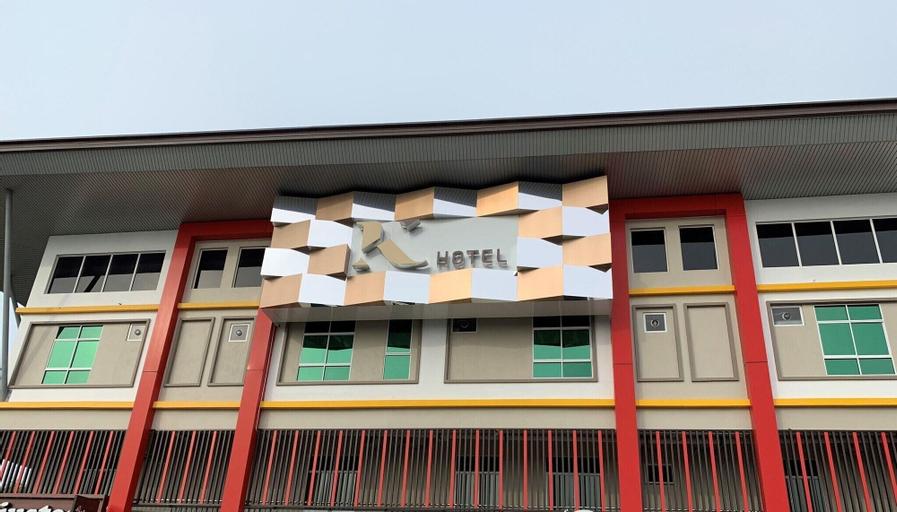 OYO 90343 K Hotel, Penampang