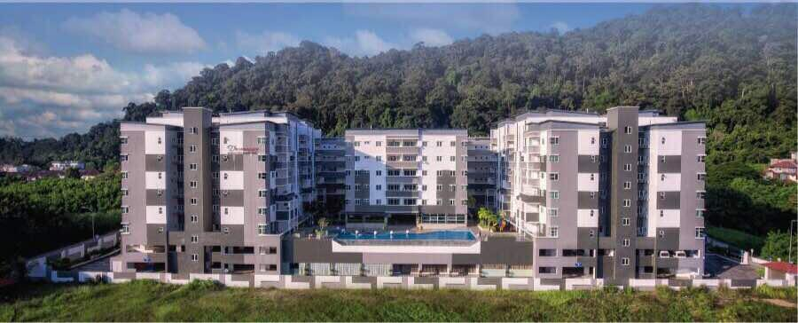 D'Embassy Serviced Residence Suites, Kuantan