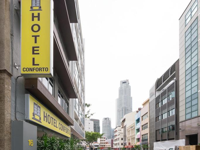 Hotel Conforto, Singapore River