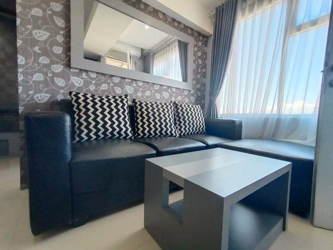 2BR by Gyza Property at Jarrdin Apartment, Bandung
