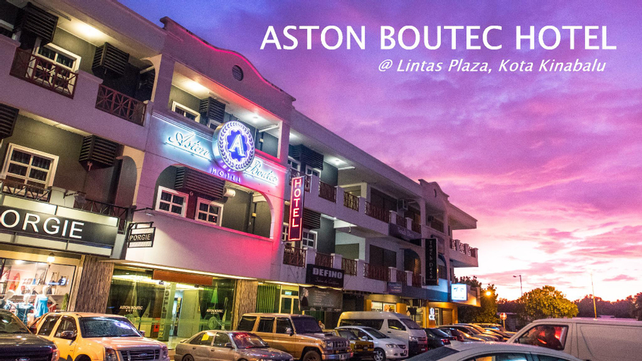 Aston Boutec Hotel Lintas Plaza, Kota Kinabalu