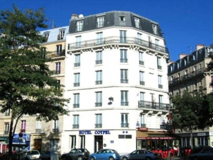 Coypel Hotel, Paris