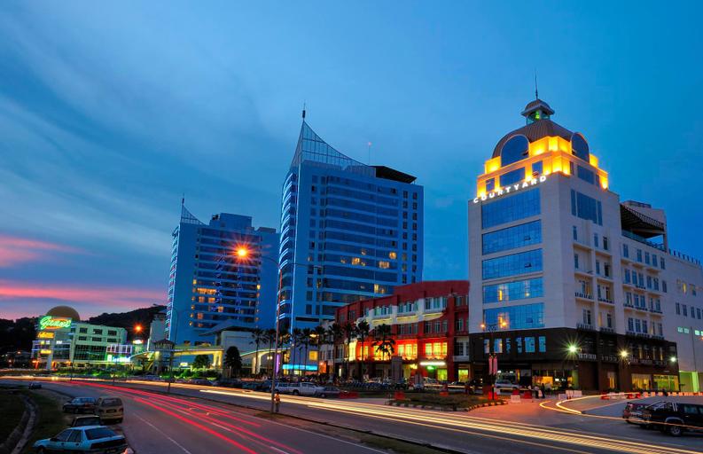 Courtyard Hotel, Kota Kinabalu