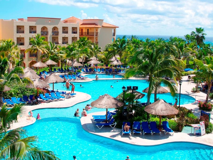 Sandos Playacar Beach Resort Select Club Adults Only - All Inclusive, Cozumel