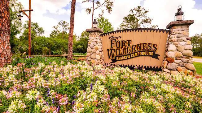 The Cabins at Disney's Fort Wilderness Resort, Orange