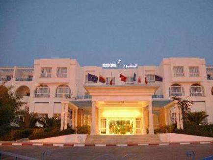 Cyclamens Mechmoum Hotel and Spa, Bouficha