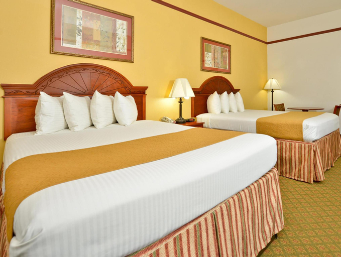 Best Western Limestone Inn and Suites, Limestone