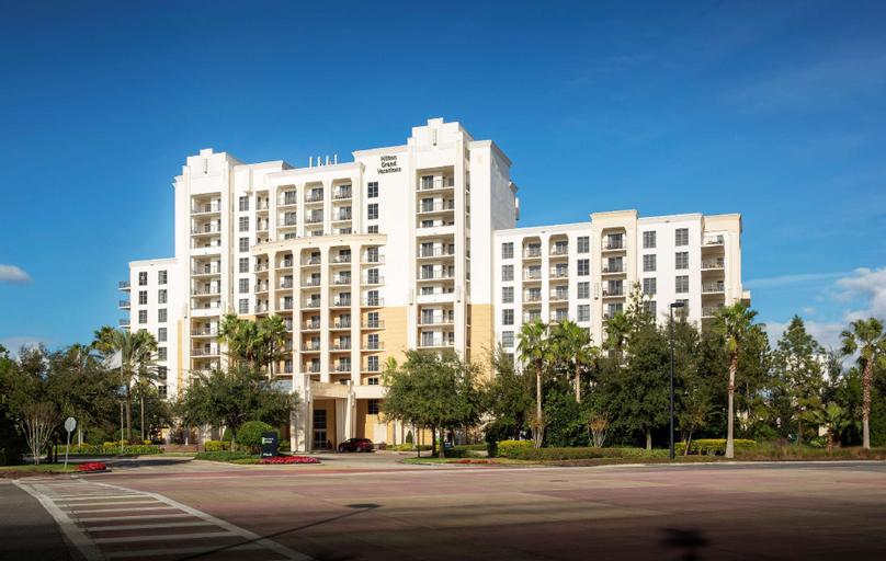 Las Palmeras A Hilton Grand Vacations Club, Orange