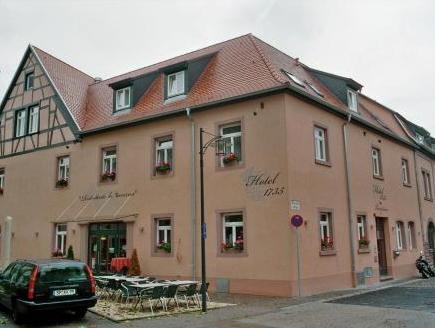 Hotel-Restaurant 1735, Speyer