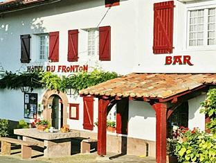 Hotel Restaurant du Fronton, Pyrénées-Atlantiques