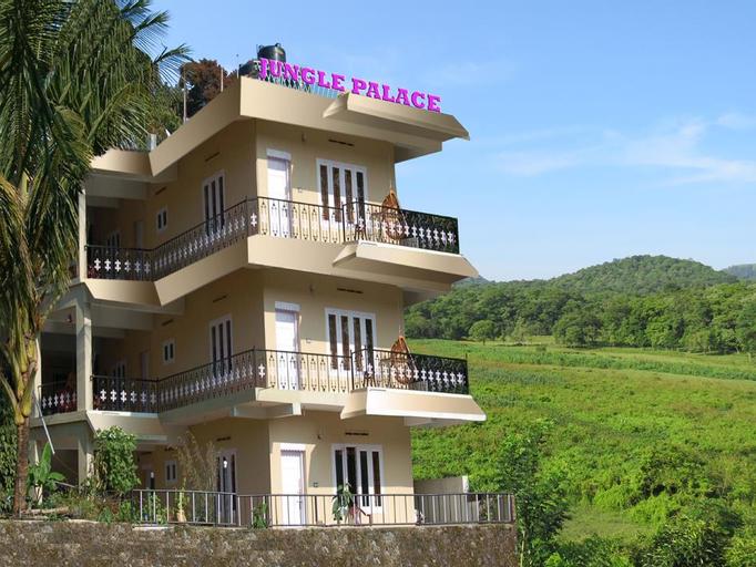 Jungle Palace Homestay, Idukki