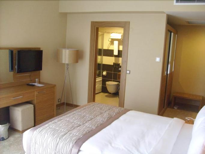 Hotel Almina Park, Merkez