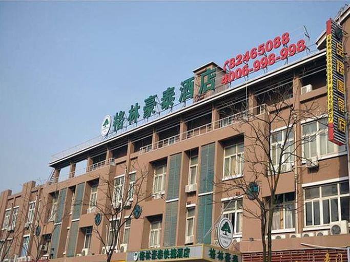 GreenTree Inn Wuxi Guangrui Road Hotel, Wuxi