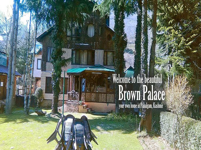 Brown Palace, Anantnag