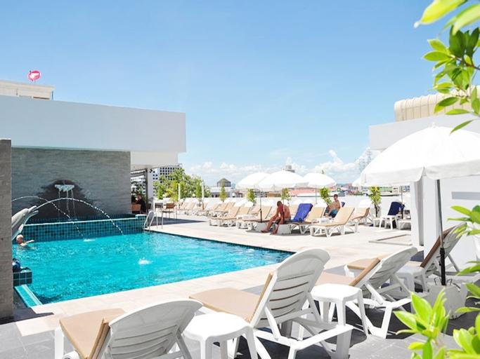 Flipper House Hotel, Pattaya
