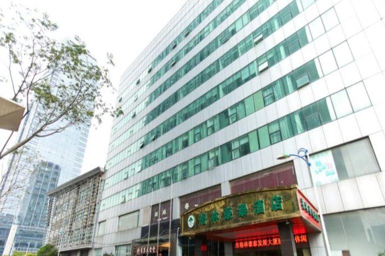 GreenTree Inn JiangSu WuXi BinHu TaiHu Pearl Development Mansion Business Hotel, Wuxi