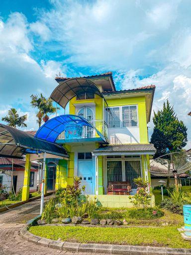 Villa Sindang Restu SR2 3BR, Bogor