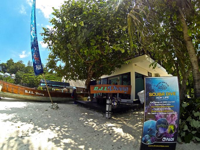 Davy Jones Locker Hotel, Muang Satun