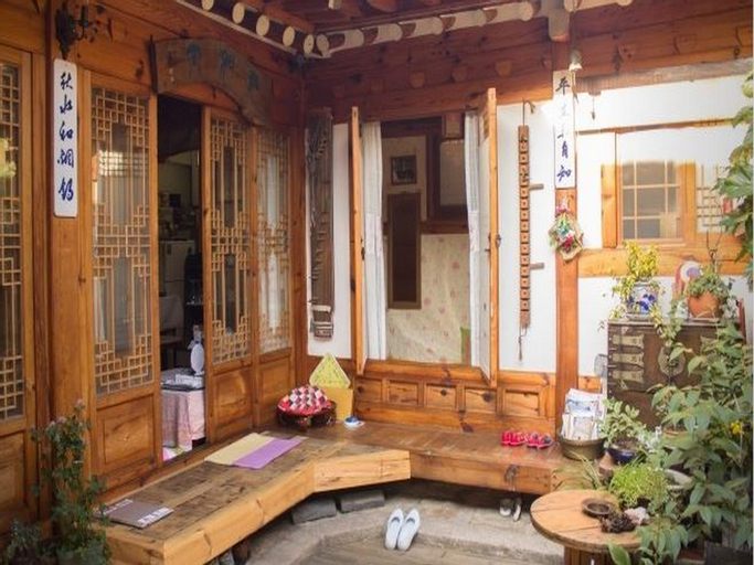 Sitong Hanok Guesthouse Jongno, Seongbuk