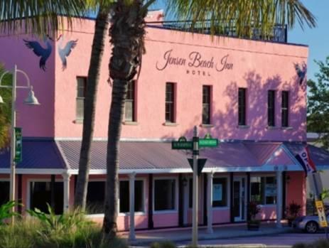 Jensen Beach Inn, Martin