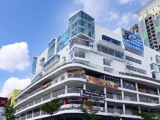 Columbia Hotel, Kuala Lumpur