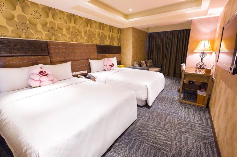 Han She Business Hotel, Taipei City