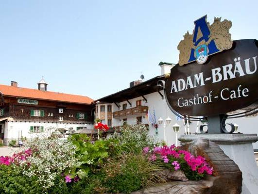 Wander- und Aktivhotel Adam Brau, Regen