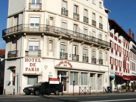 Brit Hotel de Paris Saint-Jean-de-Luz, Pyrénées-Atlantiques