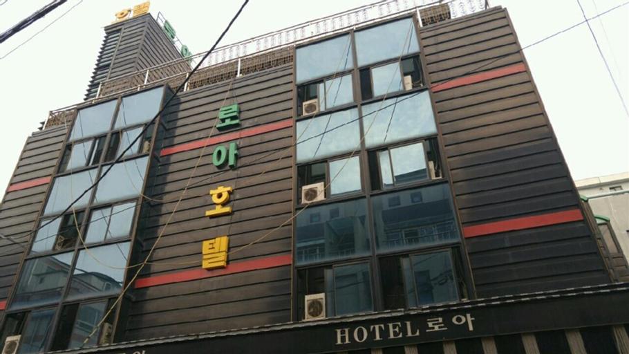 Roa hotel, Nam