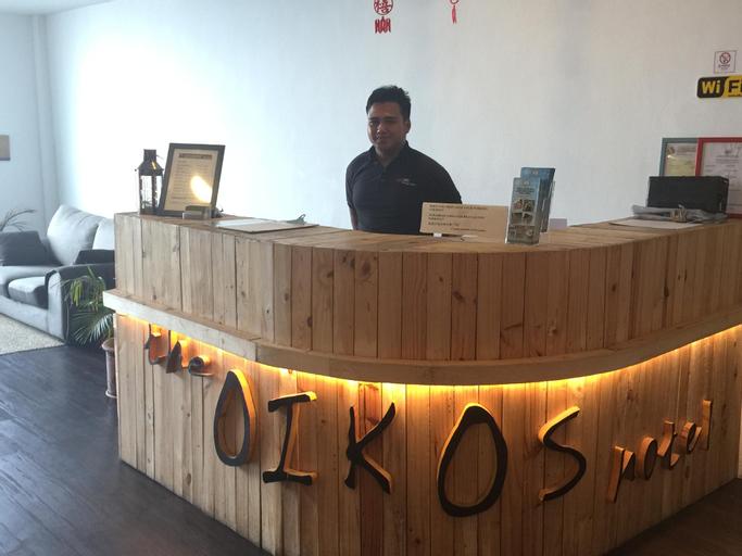 The Oikos Hotel, Pontian