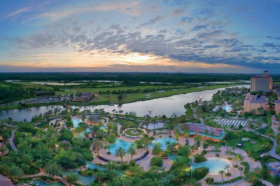 JW Marriott Orlando, Grande Lakes, Orange