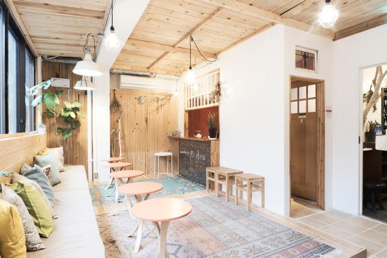 TEN To SEN Guest House Takamatsu, Takamatsu