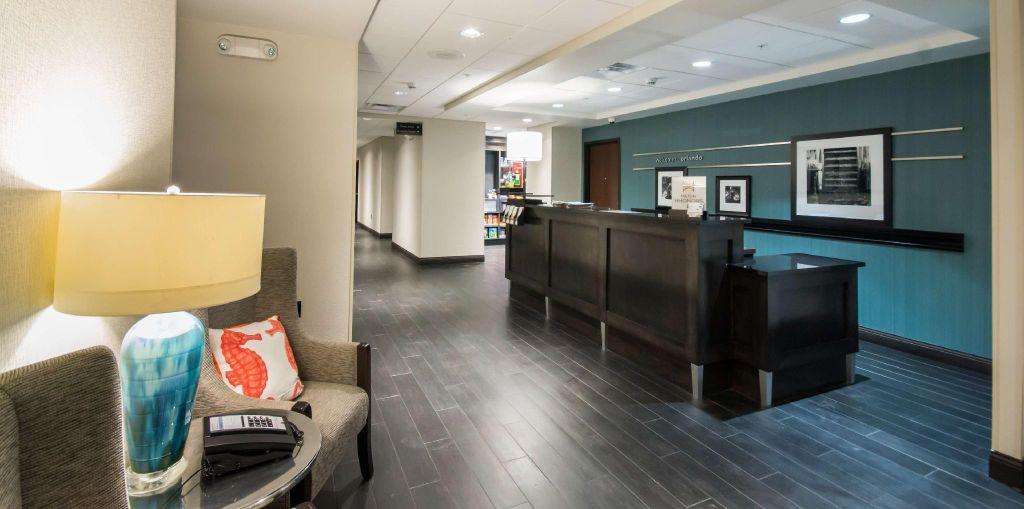 Hampton Inn and Suites Orlando at SeaWorld, Orange