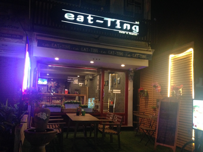eat-Ting Cafe' and Hostel, Bang Plee