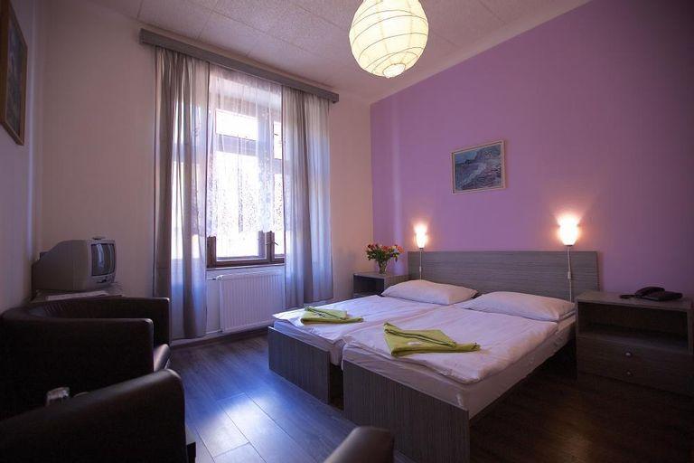 Hotel Olga, Praha 7
