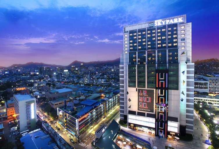 Hotel Skypark Kingstown Dongdaemun, Jung