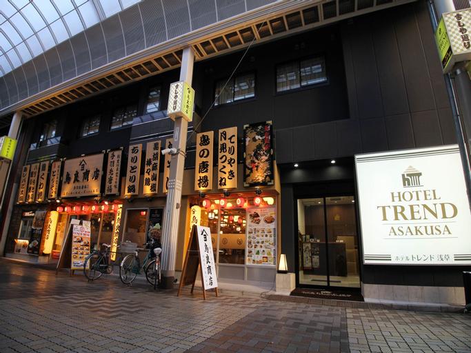 Hotel Trend Asakusa, Taitō