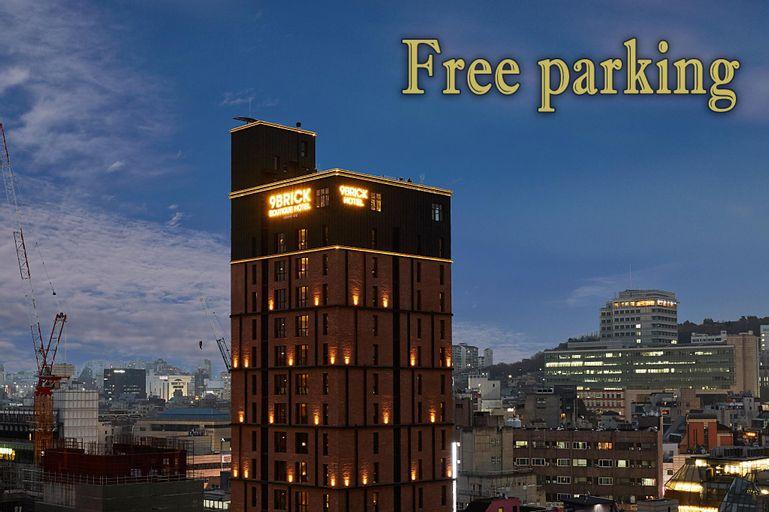 Nine Brick Hotel, Seodaemun