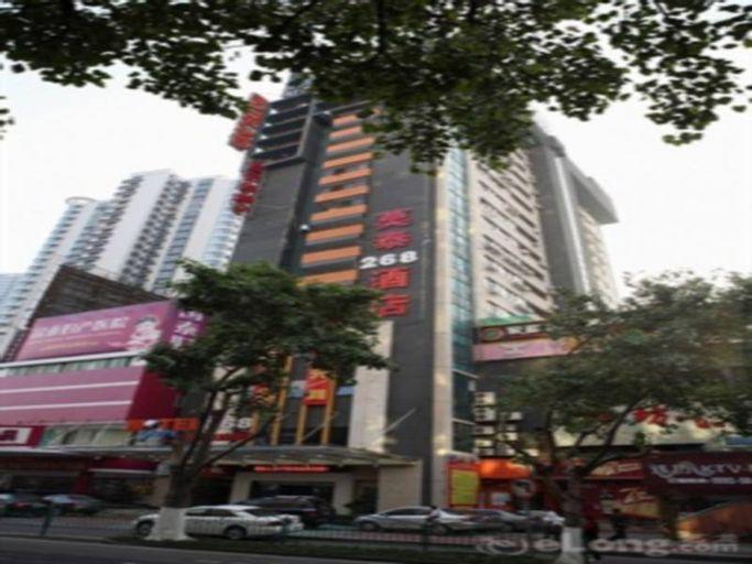 Motel 268 Xiamen Train Station, Xiamen