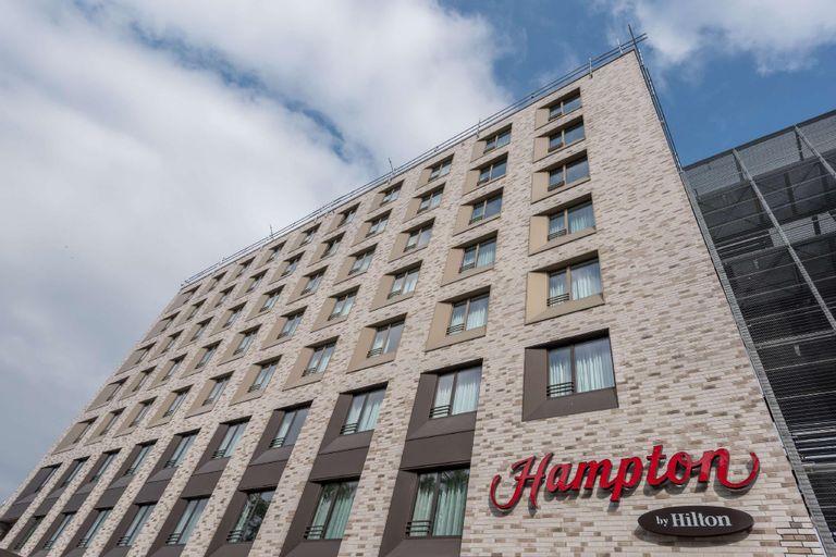 Hampton Inn Frankfurt, Frankfurt am Main