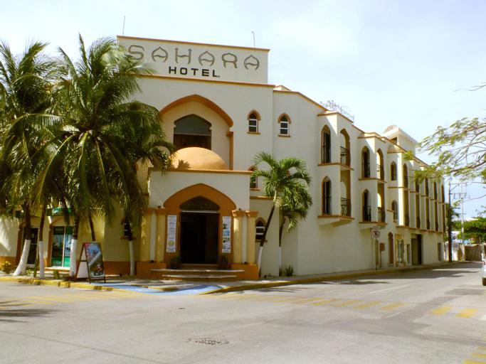 Sahara Hotel, Cozumel