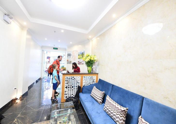 Hanoi Bella Rosa Trendy Hotel, Hoàn Kiếm